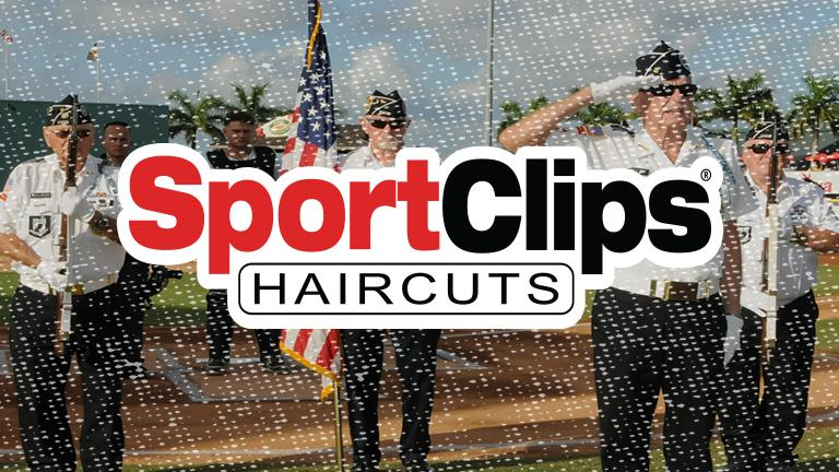 Marauders Partner with Sport Clips Haircuts