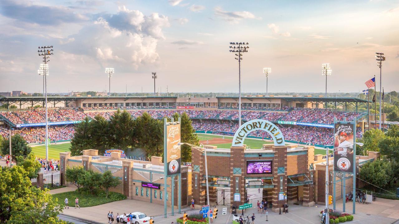 Indianapolis Indians Unveil 2019 Schedule | Indianapolis