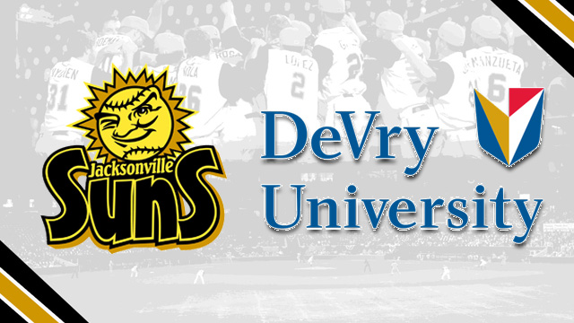 Suns To Honor Local DeVry University Jacksonville Jumbo Shrimp News - Devry university game design