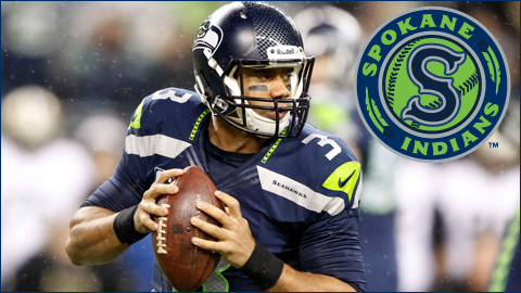 Russell Wilson, a Northwest League alum, will lead the Seahawks into the Super Bowl.