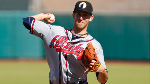 Sixth-ranked Braves prospect excelled in the Arizona Fall League.