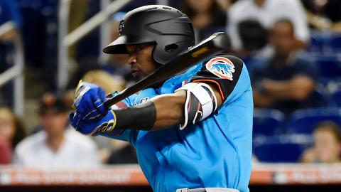 Four days before being traded, Eloy Jimenez played for the World Team in his second consecutive All-Stars Futures Game.