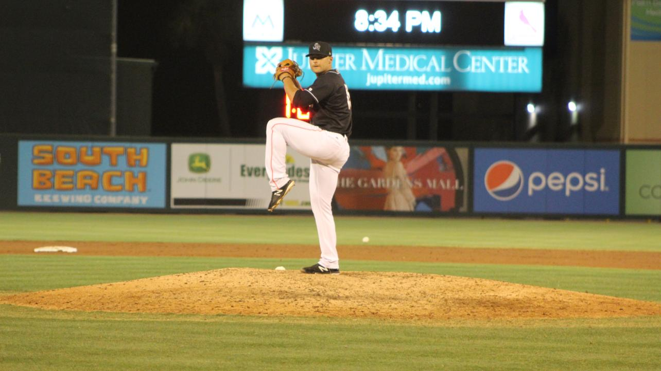 Hammerheads met their match with the Mets