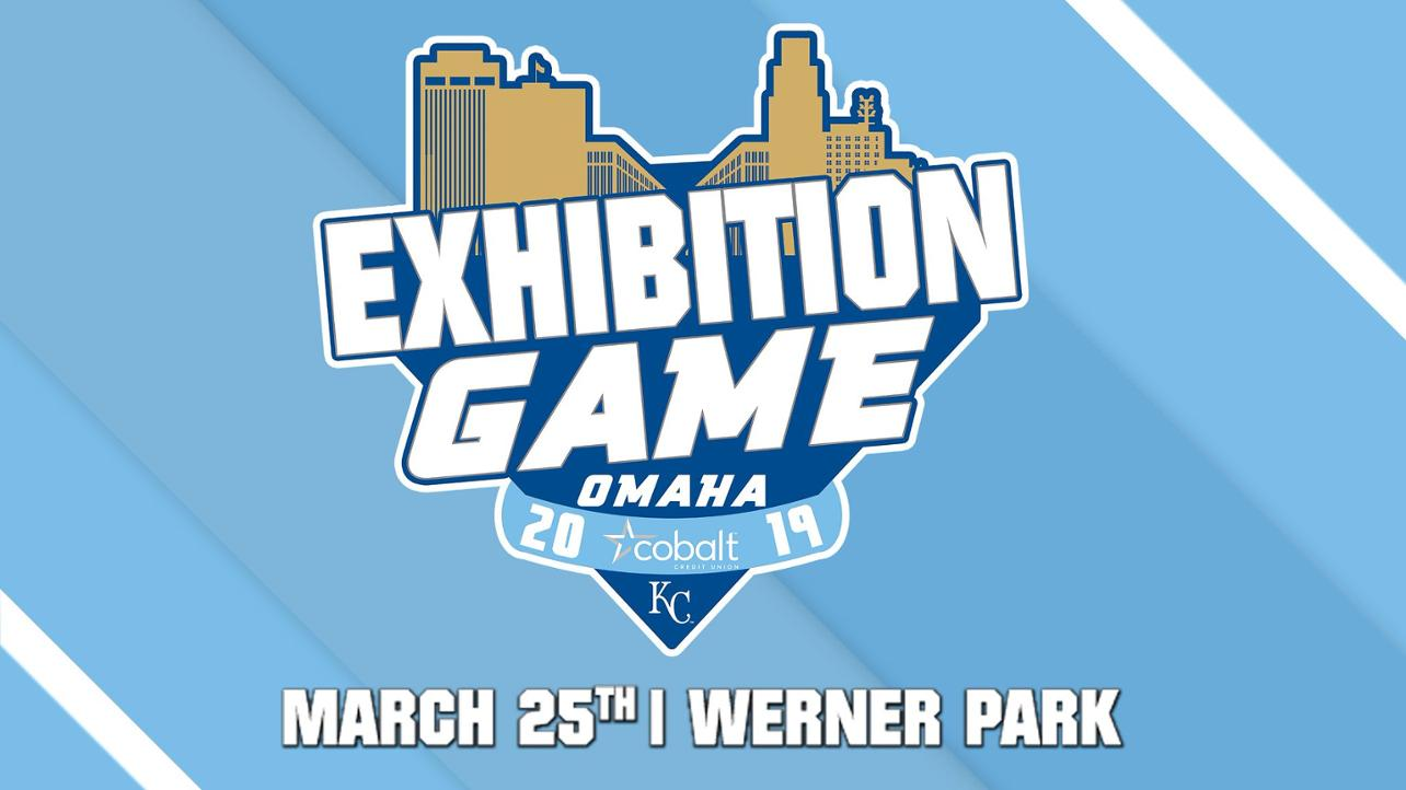 Royals Exhibition Game 2019