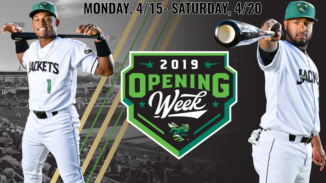 Opening Week at SRP Park