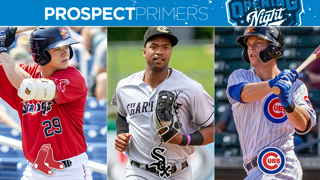 Recent champions, rising challengers relying on prospects