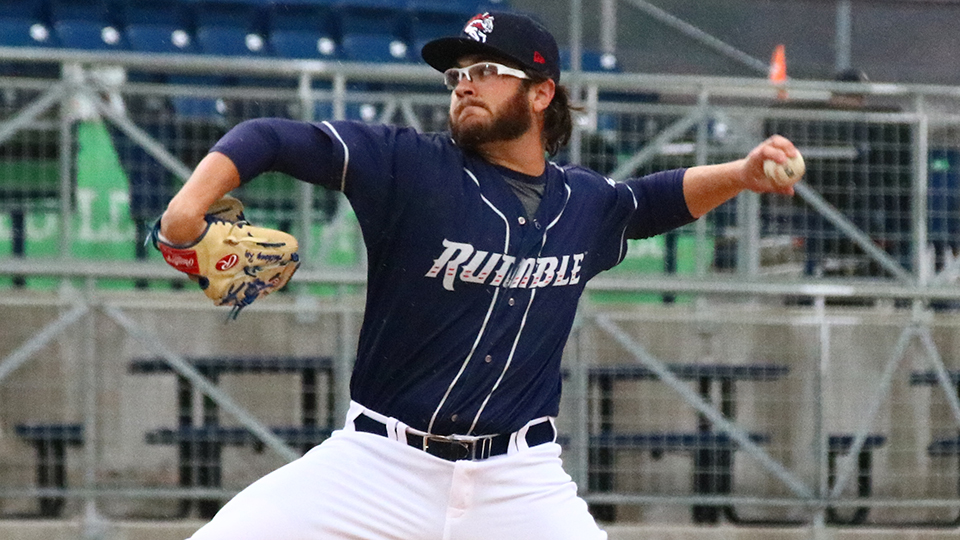Image result for binghamton rumble ponies anthony kay