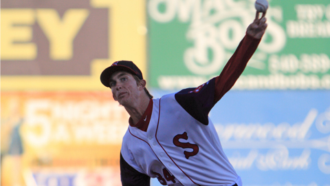 Henry Owens tossed six scintillating innings on Wednesday night.