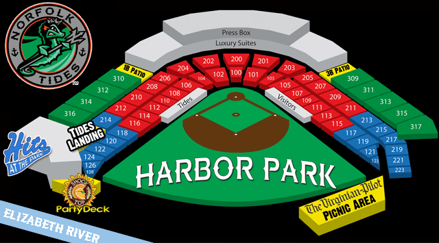 Harbor Park Will Call Or Print Them At Home And Go Directly To The Gate Individual Tickets Can Also Be Purchased Box Office Via