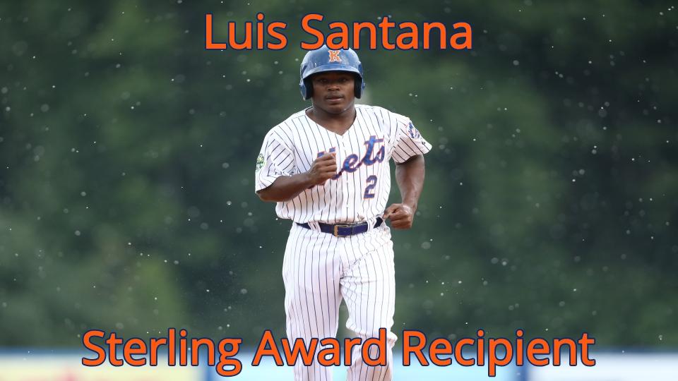 Santana Sterling Award