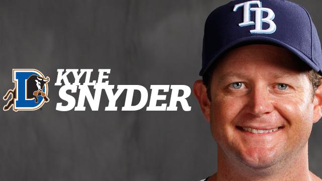 Kyle Snyder baseball