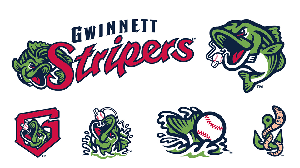 86692d0ac5cc7 Gwinnett Braves Rebrand as Gwinnett Stripers