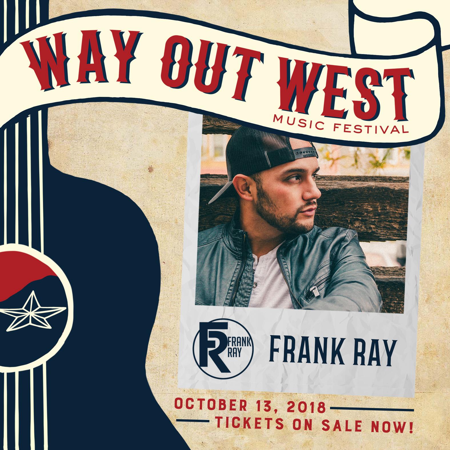Way out west festival el paso