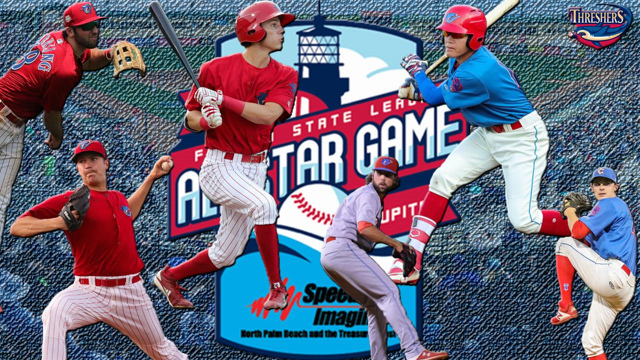b0bb457cf4e Six Threshers Named to 2019 All-Star Squad. Three pitchers, three position  players to represent Clearwater on June 15