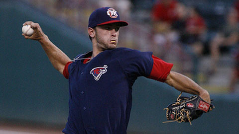 Prior to his big league debut, Jarred Cosart was 7-4 this year in Triple-A.