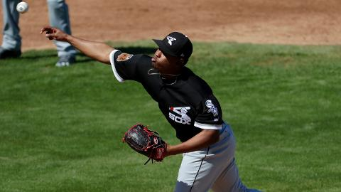 Reynaldo Lopez notched a 3.21 ERA with 126 strikeouts in 19 starts in the Nationals system last year.