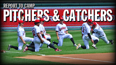 The 2013 baseball season is underway as pitchers & catchers have begun to report to camp.