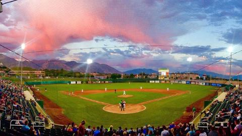 Orem's UCCU Ballpark will remain the home of the Owlz for at least two more seasons.