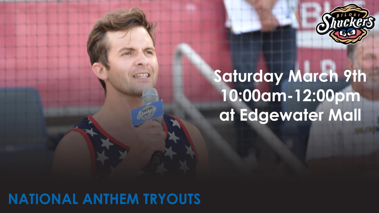 National Anthem Tryouts 2019 Media Wall