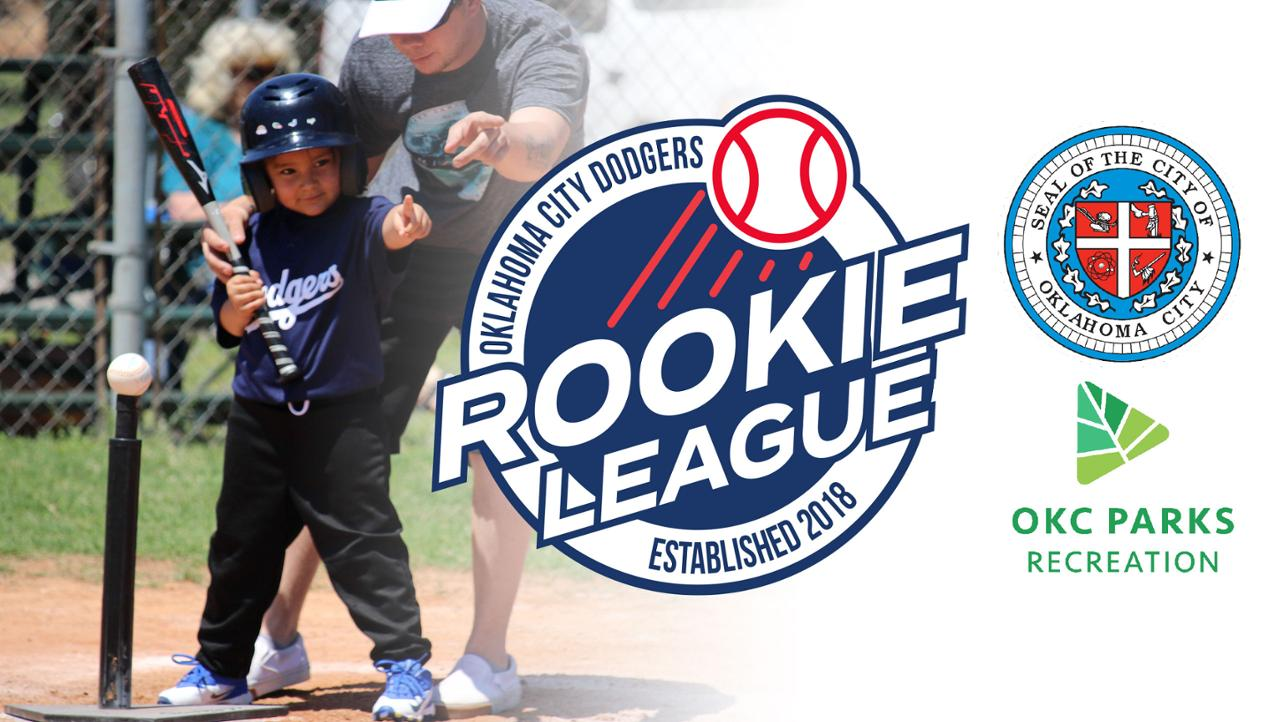 OKC Dodgers Rookie League Registration Event Saturday