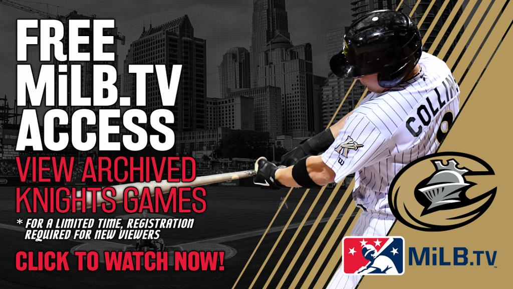 Watch MiLB.TV