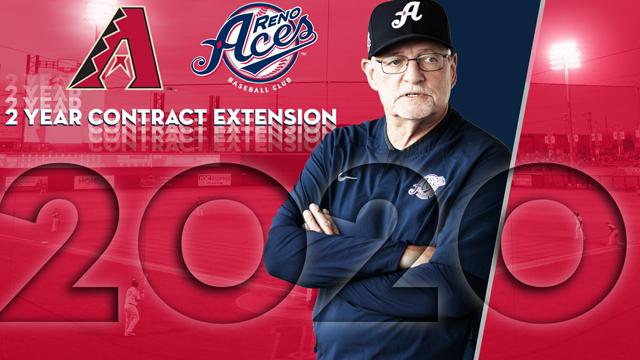 Aces, Diamondbacks Extend Affiliation through 2020 | Reno