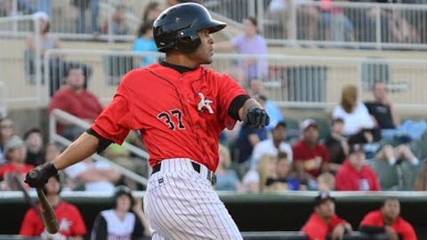 Second baseman Micah Johnson leads the Minors with 35 stolen bases.