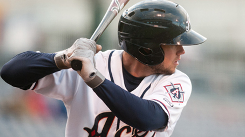 Chris Owings hit .263 in 69 Southern League games last year.
