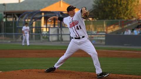 Craig Westcott Tossed Six Shutout Innings On Saturday