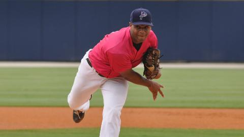 Shaun Ellis is 3-1 with a 3.21 ERA in 20 games for Pensacola.