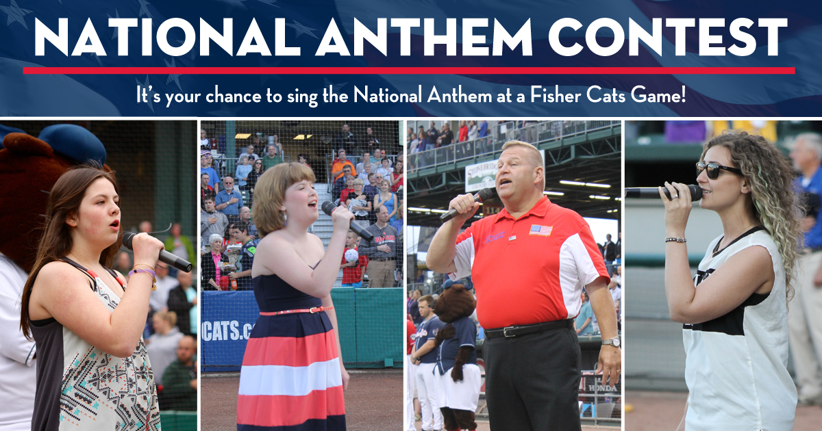 Sing the National Anthem!