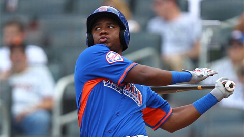 Maikel Franco is hitting .328 in 62 Eastern League games.