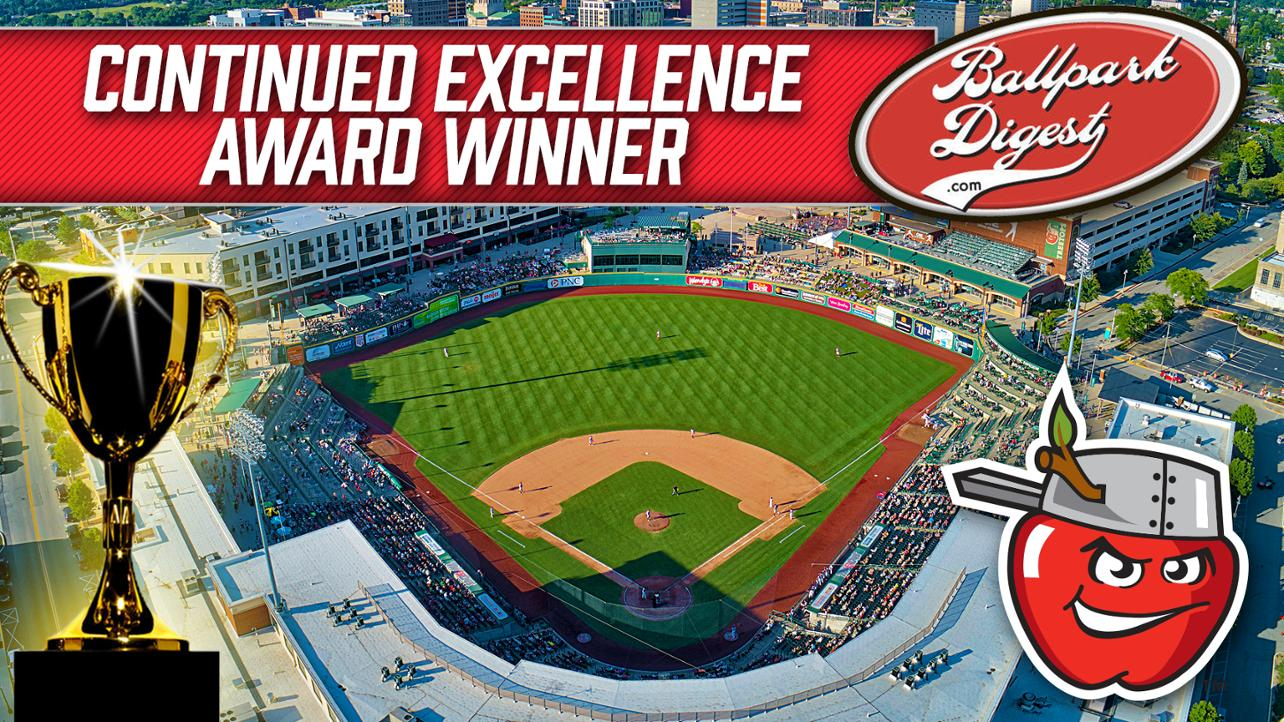 Ballpark Digest Award