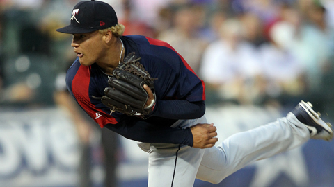 Taijuan Walker has 151 strikeouts and 55 walks in 135 1/3 innings this year.