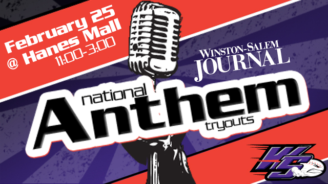 Oh Say Can You Sing? <i>Winston-Salem Journal</i> National