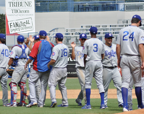 The Daytona Cubs won each of their final seven games against the Tampa Yankees to finish the season series 12-6. The Cubs are 49-30 against the FSL North this season.