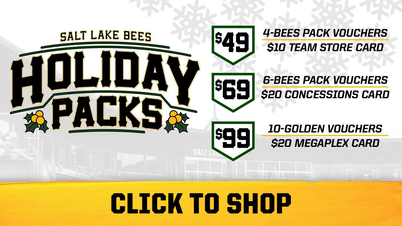 Salt Lake Bees Milb Com