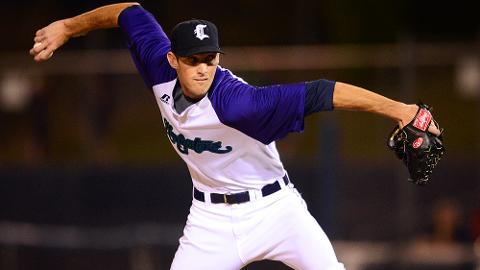 Relief pitcher Matt Davenport returned to the Tigers and pitched 4 innings allowing 0 ER while striking out 6.