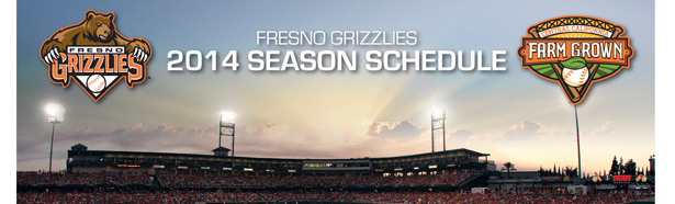 2014_Fresno_Grizzlies_Schedule