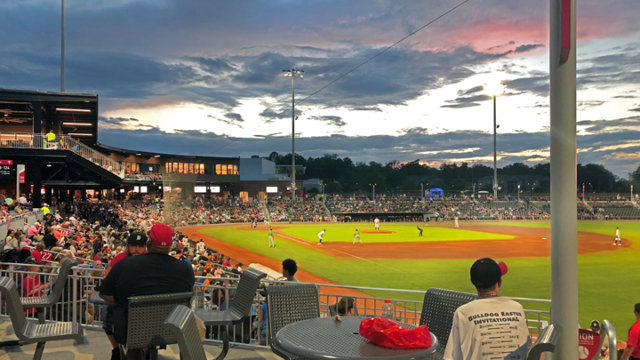 On the Road: Exploring Segra Stadium | MiLB com News