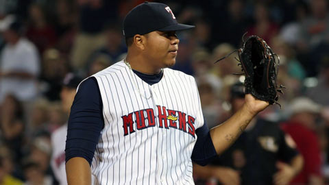 Rondon compiled a 1.53 ERA in 52 games at three levels in 2012.