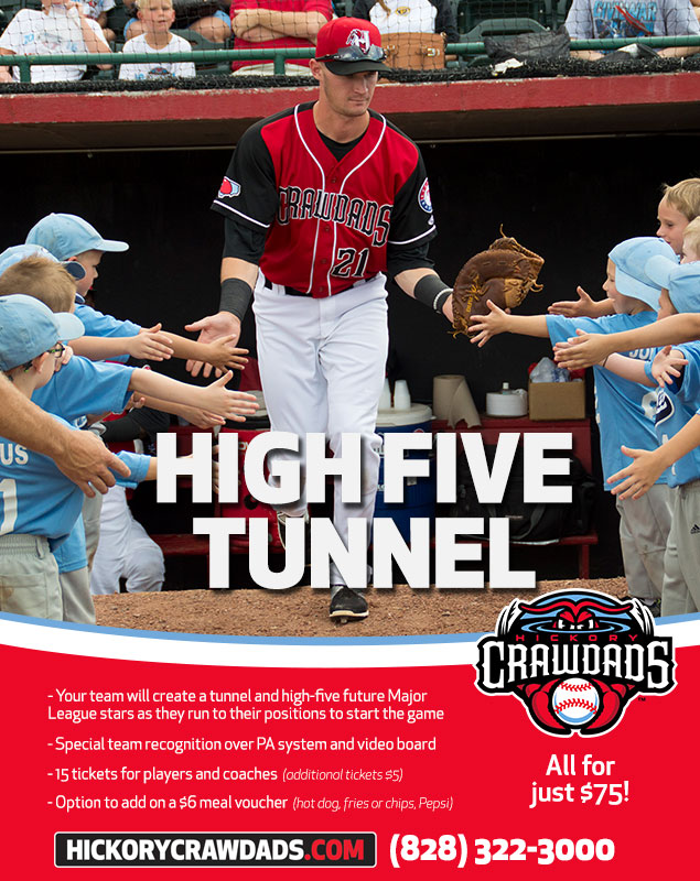 high five tunnel