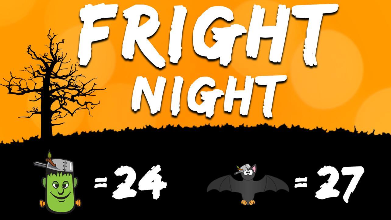 Fright Night Correct Answers