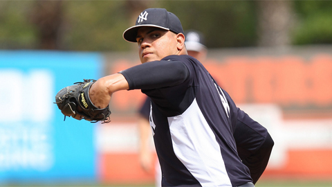 Dellin Betances has cut his ERA from 13.50 to 6.00 in his last three starts.