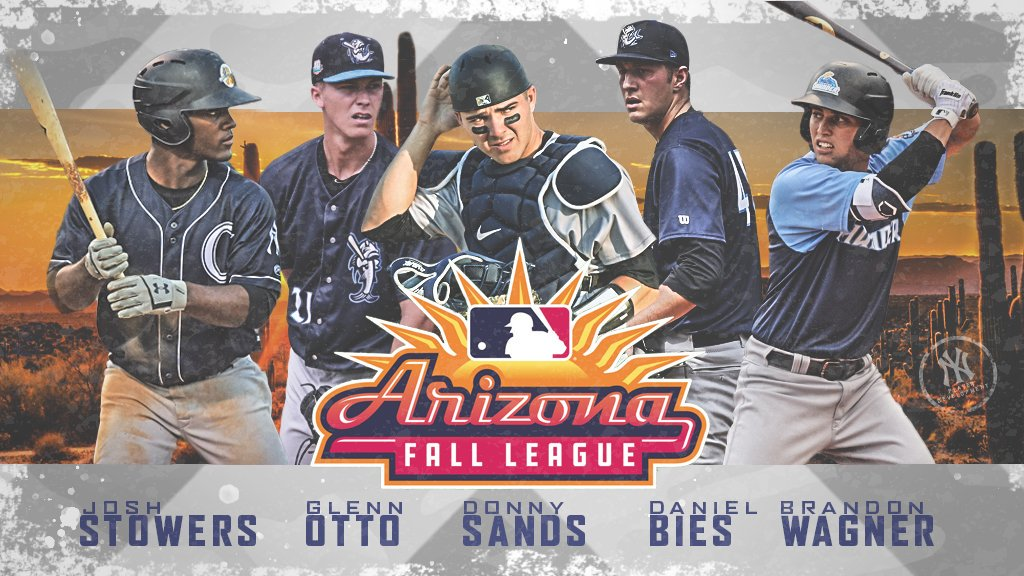 Bies, Otto, Sands Selected for Arizona Fall League