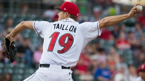Jameson Taillon has started the season with 26 strikeouts and three walks over five starts.