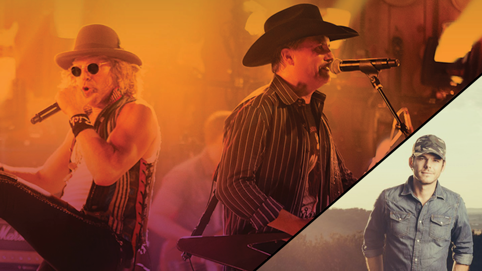 Big & Rich, Granger Smith to play Dow Diamond in June