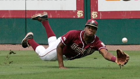Jameis Winston started 32 baseball games for Florida State in 2013.