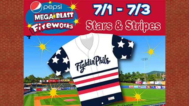 68842b6f064 Pepsi Mega Blast Fireworks - Stars and Stripes Tribute