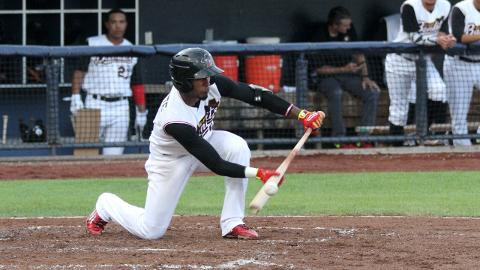 Osvaldo Duarte went 4-for-4 with two runs and two RBI. (Courtesy Sean Flynn Photography)